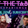 At The Table April 2016 Subscription Video (Download)
