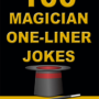 100 Magician One-Liner Jokes by Wolfgang Riebe eBook (Download)