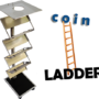 Coin Ladder, Stainless Steel by Amazo Magic